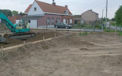 Van Houtte Davy BV - Grond- & afbraakwerken